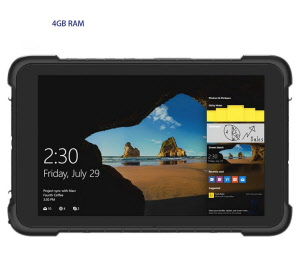 Rugged Tablet Hr842 With W10 Home 8 Quot